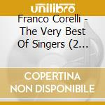 VERY BEST OF EMI CLASSICS cd musicale di CORELLI F.(2CDX1)