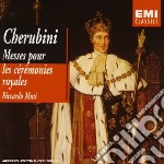 Coronation masses cd musicale di L. Cherubini