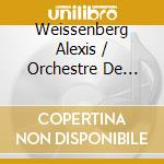 CONCERTI PER PIANO                        cd musicale di Alexis Weissenberg
