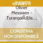 TURANGALILA SINFONIE                      cd musicale di Simon Rattle