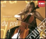 THE VERY BEST OF JACQUELINE DU PRÔ        cd musicale di Du prÈ jacqueline