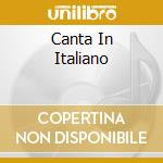 CANTA IN ITALIANO cd musicale di SHAW SANDIE