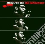 MODE FOR JOE cd musicale di Joe Henderson