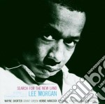 SEARCH FOR THE NEW LAND cd musicale di Lee Morgan