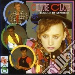 COLOUR BY NUMBERS cd musicale di Club Culture