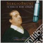 TE VOGLIO BENE... (2CDx1) cd musicale di Sergio Bruni