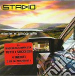 STORIE E GEOGRAFIE (2CDx1) cd musicale di STADIO