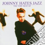 THE VERY BEST OF cd musicale di Johnny Hates