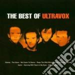 THE BEST OF cd musicale di ULTRAVOX