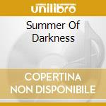 SUMMER OF DARKNESS cd musicale di DEMON HUNTER