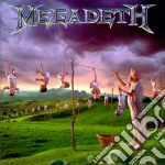 YOUTHANASIA cd musicale di MEGADETH