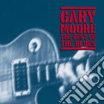 THE BEST OF THE BLUES (2CD) cd musicale di MOORE GARY