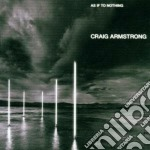 Craig Armstrong - As If To Nothing cd musicale di ARMSTRONG CRAIG