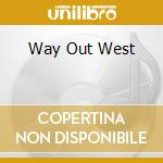 WAY OUT WEST cd musicale di HILLMAN C./PEDERSEN H.