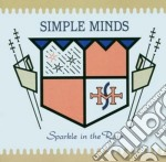 Simple Minds - Sparkle In The Rain cd musicale di Minds Simple