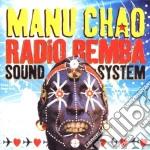RADIO REMBA SOUND SYSTEM/LIVE cd musicale di CHAO MANU