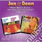 Dead man's curve/popsicle - jan & dean cd musicale di Jan & dean
