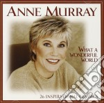 What a wonderful world cd musicale di Anne Murray