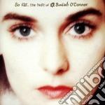 SO FAR/THE BEST OF cd musicale di Sinead O'connor
