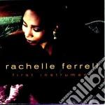 FIRST INSTRUMENT cd musicale di Rachelle Ferrell