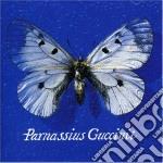 PARNASSIUS GUCCINII cd musicale di Francesco Guccini