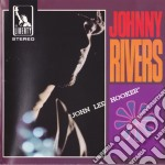 Johnny Rivers - John Lee Hooker cd musicale di Johnny Rivers