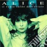 IL VENTO CALDO DELL'ESTATE cd musicale di ALICE