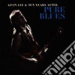 Pure blues cd musicale di Lee alvin & ten year
