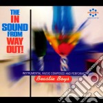 THE IN SOUND FROM WAY OUT cd musicale di BEASTIE BOYS