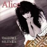 VIAGGIATRICE SOLITARIA cd musicale di ALICE