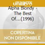 THE BEST OF cd musicale di ALPHA BLONDY