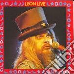 LEON LIVE cd musicale di RUSSELL LEON