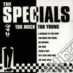 TOO MUCH TOO YOUNG cd musicale di SPECIALS