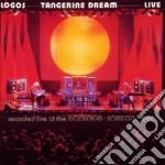 LOGOS...LIVE cd musicale di TANGERINE DREAM