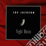 NIGHT MUSIC cd musicale di JACKSON JOE