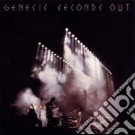 SECONDS OUT cd musicale di GENESIS