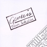 THREE SIDES LIVE cd musicale di GENESIS