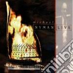 Michael Nyman - Live cd musicale di Michael Nyman