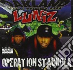 OPERATION STACKOLA cd musicale di LUNIZ