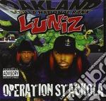 Luniz - Operation Stackola cd musicale di LUNIZ