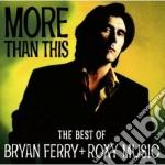 THE BEST OF BRYAN FERRY cd musicale di Bryan Ferry