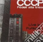 LIVE IN PUNKOW cd musicale di CCCP FEDELI ALLA LIN