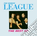 THE BEST OF cd musicale di League Human