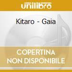 GAIA ONBASHIRA cd musicale di KITARO