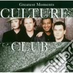 GREATEST MOMENTS cd musicale di Club Culture