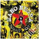 BEST OF cd musicale di Negra Mano