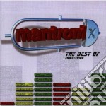 The best of mantronix (1985 - 1999) cd musicale di Mantronix