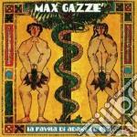 LA FAVOLA DI ADAMO ED EVA/NEW VERSIO cd musicale di Max Gazze'