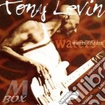 WATERS OF EDEN cd musicale di LEVIN TONY