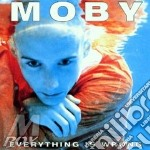 Moby - Everything Is Wrong cd musicale di Moby